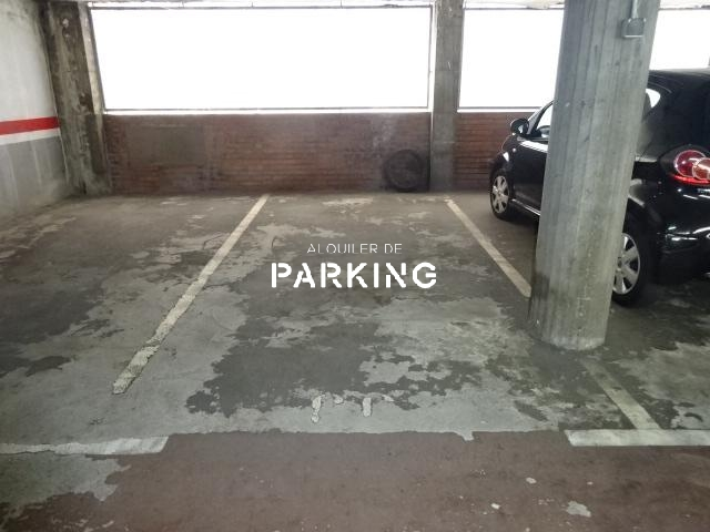 PARKING: LA BORDETA, BARCELONA